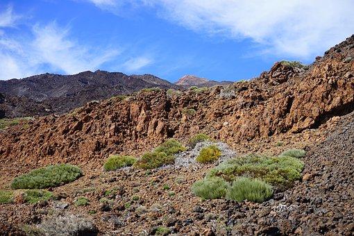 Teide, Pico Del Teide, Teyde, Teide National Park
