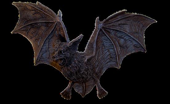 Bat, Vampire, Halloween, Flying Dog, Flying, Creepy