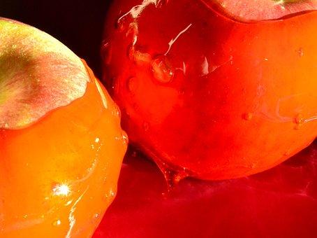 Candy, Apple, Harvest, Fall, Festival, Red, Fruit