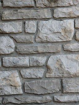 Brick, Wall, Stone, Texture, Background, Brickwork