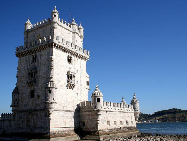 Portugal, Tower, Architecture, Landmark, Building
