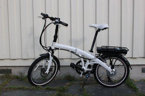 Foldable, Electric Bike, 250w