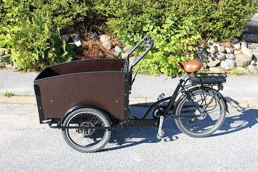 Boxbike, Electric, Bike