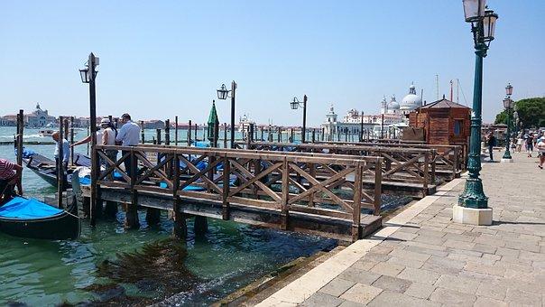 Venice, Canal, Italian, Venetian, Water, Europe, Travel