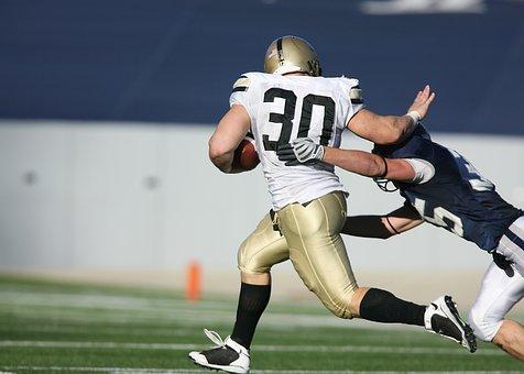Football, American Football, Running Back, Runner