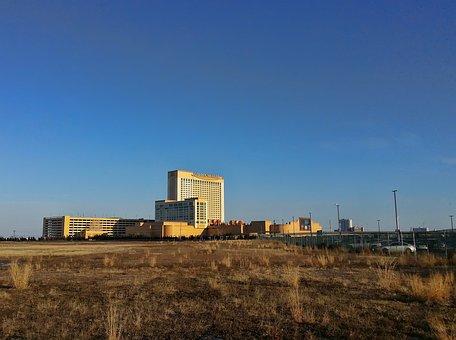 Atlantic City, Golden Nugget, Casino, Architecture