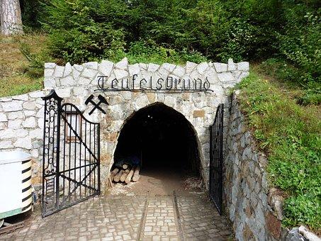 Input, Mine, Mine Devil Reason, Mining, Tunnel