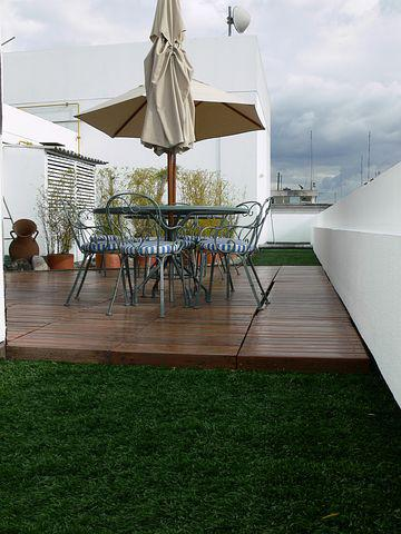 Deck, Chairs, Wood, Furniture, Relax, Outdoor, Patio