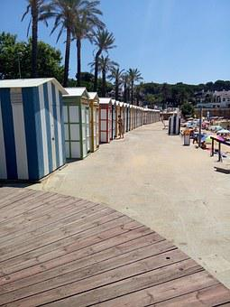 Sagaro, Playa De Aro, Girona, Spain