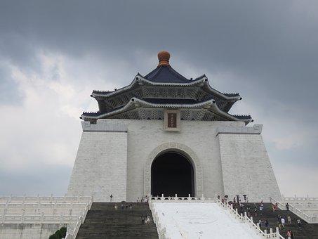 Taiwan, Building, Sun Yat Sen