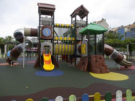 Park, Villagarcia De Arosa, Pontevedra