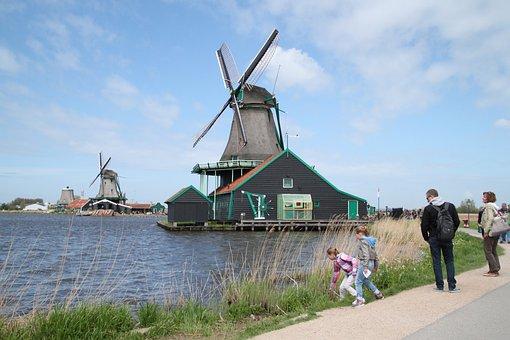 Windmill, Sangsiansi Windmill Village