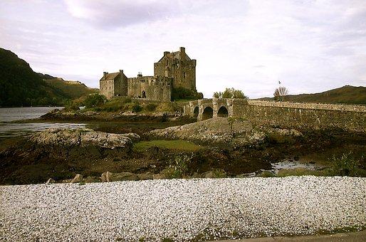 Eilean Donan, Castle, Scotland