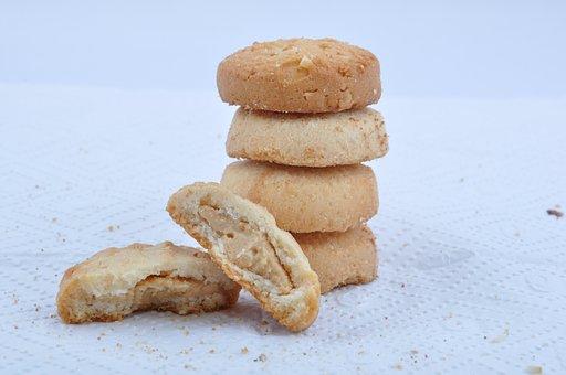Creamy Cookies, Dolqulu Cookies, Cookies