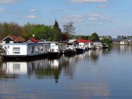 Inland Port, De Werven, Domestic Port, Steenwijk