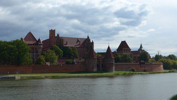 Poland, Malbork Castle, Malbork, German Knights