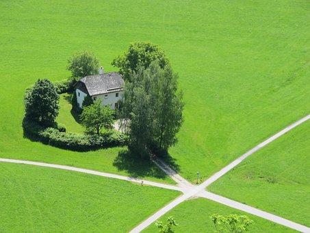 Herb Guardhouse, Hangman Häusl, Salzburg, Landscape