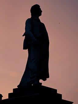 Monument, The Art Of, Adam Mickiewicz, Poland, Kraków