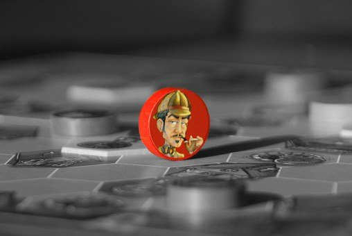 Game, Mr Jack, Board Game, Hobby, Play