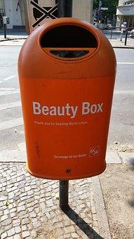 Waste Bin, Berlin, Beaytybox