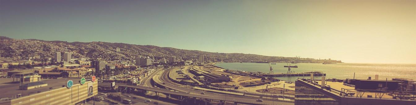 Valparaiso Panoramic, Valparaiso Port, Port, City