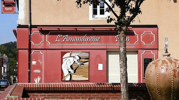 Saint Amand, Bakery, Shop, Trade, Store, City