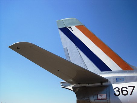 Aircraft, Jet, Fighter, Tailplane, Flag, Colors