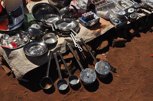 Tableware, Eritrea, Asmara