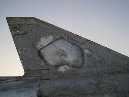 Jet, Aircraft, Fighter Jet, Military, War, Metal