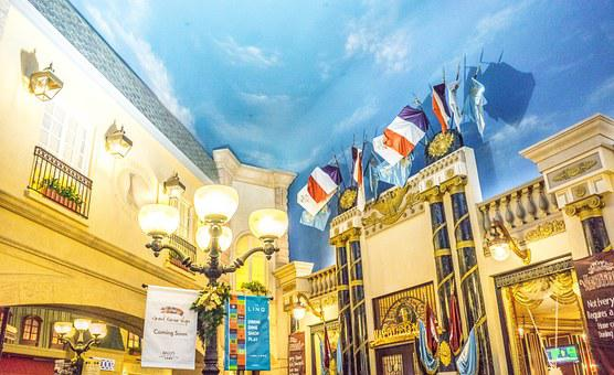 Paris Hotel, Las Vegas, Casino, Nevada, Strip