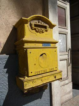 Post, Eritrea, Asmara