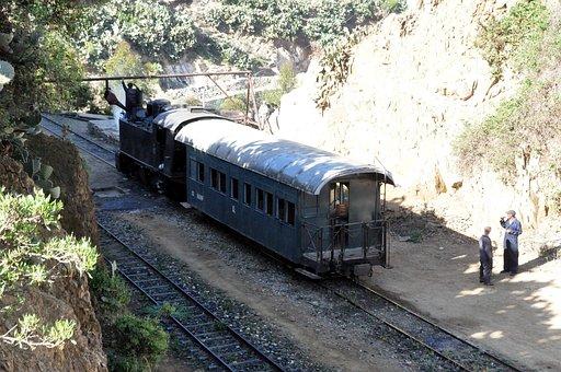 Railway, Eritrea, Asmara