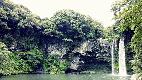 Jeju Island, Jeju, Jejudo, Nature, Valley, Scenery