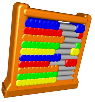 Abacus, Maths, Mathematics, School, Teach, Education