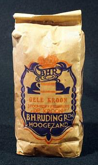 Package, Food, Storage, Old, Retro, Historic, Dutch