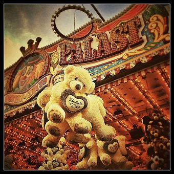 Hang Em High, Teddy Bear, Teddy, Plush, Bear