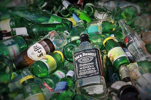 Bottle, Dump, Garbage, Waste, Trash, Recycling, Ecology