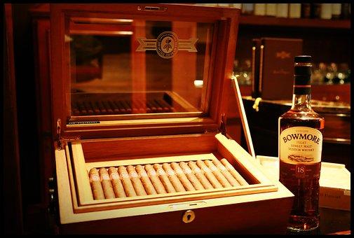 Smoking, Cigars, Tobacco, Montecristo, Ba Na, Cuba