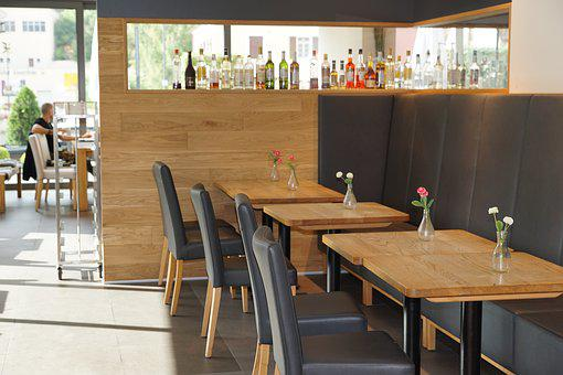 Cafe, Canteen, Dining Tables, Restaurant, Furniture