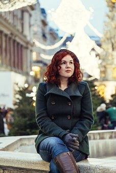 Advent, Christmas, Wien, Xmas, Holiday, Portrait