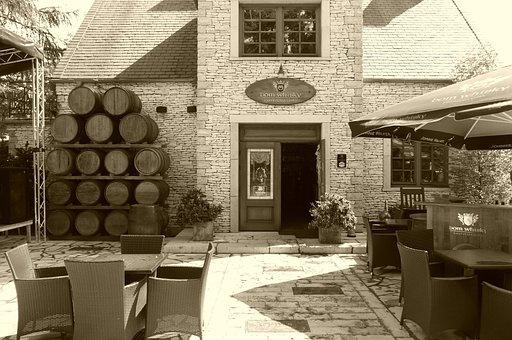 Jastrzębia Góra, House Whiskey, Holidays, Barrel, View