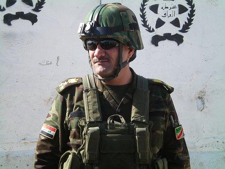 Iraq, General, Army, Military, Iraqi Army