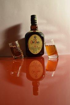 Whiskey, Alcohol, Old Parr, Liquor, Highlights, Bottle
