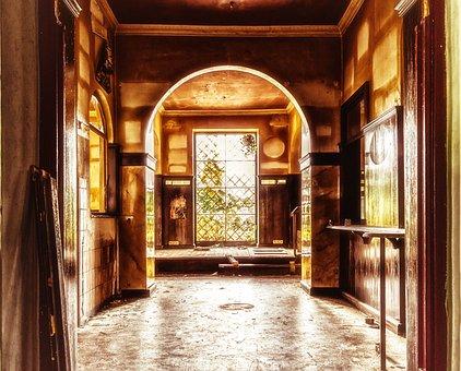 Lost Places, Pub, Bar, Pforphoto, Abandoned, Nostalgia