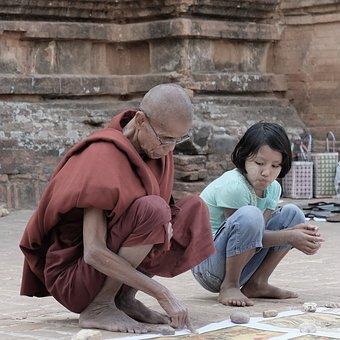 Teaching, Observation, Ancestors, Monk, Love, Buddha