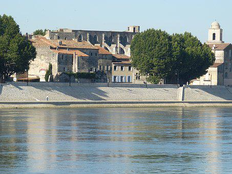 Arles, France, Rhône, Old Town, Historically, Tower