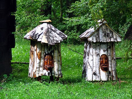 Ule, Sculpture, Bees, Pasieka, Distributional Effects