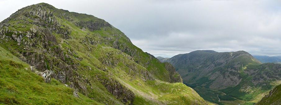 England, Mountains, Pillar, Peak, Wainwright, Walk