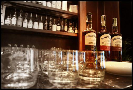 Bowmore, Whiskey, Single Malt, Alcohol, Drink, Spirit