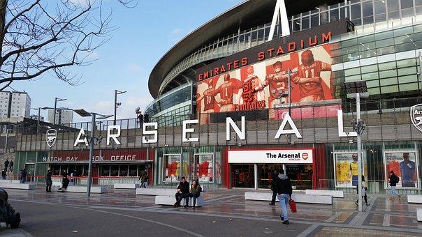 Arsenal, Stadium, London, Soccer, Football, Sport